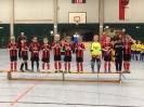 Ehrung G-Jugend JSG Hellweg Unna Hallenturnier 2018
