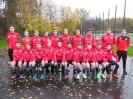 Mannschaftsfoto SSV Mühlhausen C1 2017 / 2018